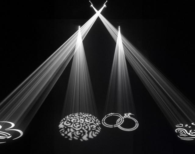 Компания CHAUVET представляет новый компактный световой прибор Gobo Zoom USB