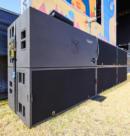 L-Acoustics на летнем фестивале звуков в Аделаиде 2021
