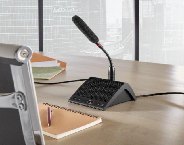 Shure представляет новые компоненты для цифровой конференц-системы Microflex® Complete (MXC)