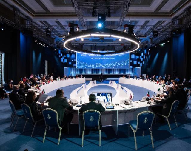Shure обеспечил связь для конференции Всемирной Туристской Организации «UNWTO»