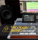 Behringer WING шаг за шагом  — ЧАСТЬ 2. Behringer Wing в качестве контроллера для DAW