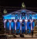 Линейный массив Axiom установлен в знаменитом театре Д. Мамина-Сибиряка