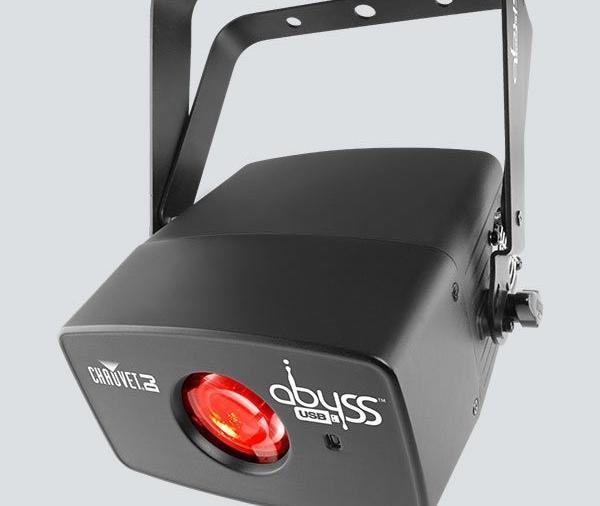 Новый световой эффект от компании CHAUVET Abyss USB