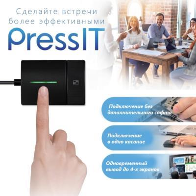 Panasonic PressIT - новая беспроводная презентационная система