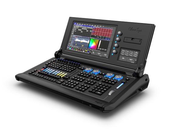 ChamSys MagicQ MQ250M: Большие возможности в компактной консоли