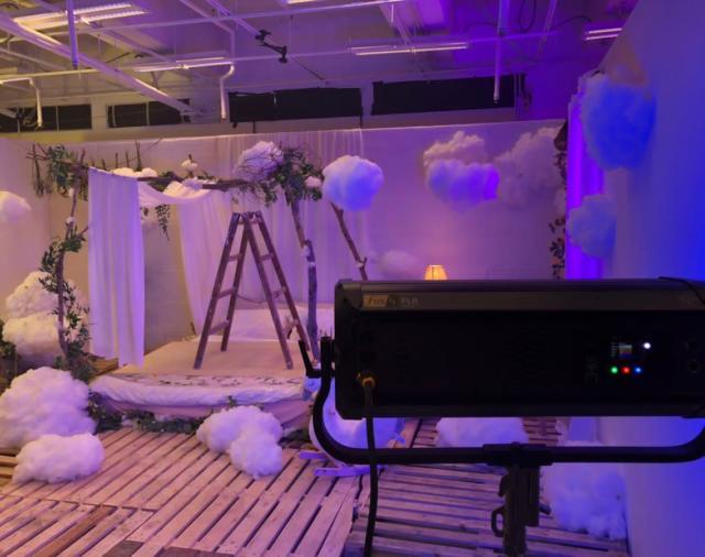 fos/4 добавляет эмоций кинопроизводству в Гонконге