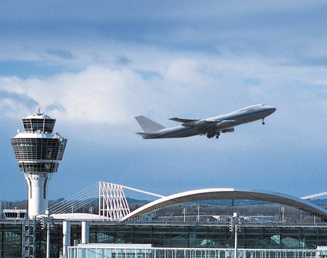 Решения Bosch: системы безопасности для аэропортов