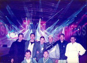 Презентация Астаны, 1998 г.