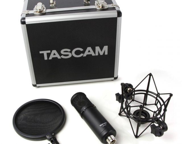 Конденсаторный микрофон с большой мембраной ТМ-280.