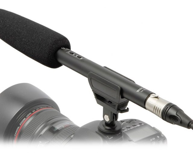 Представляем микрофон TM-150SG от Tascam.