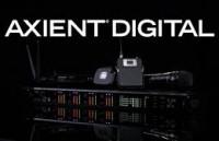 Самат шоу техник представляет инновационную и не имеющую аналогов беспроводную систему Axient Digital.
