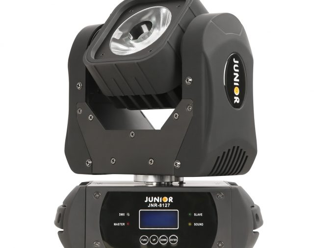 Компания PR-LIGHTING продолжает расширять линейку световых приборов, выпускаемых под маркой JUNIOR