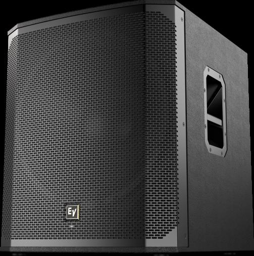Новый 18 дюймовый активный сабвуфер ELX200-18SP от Electro - Voice