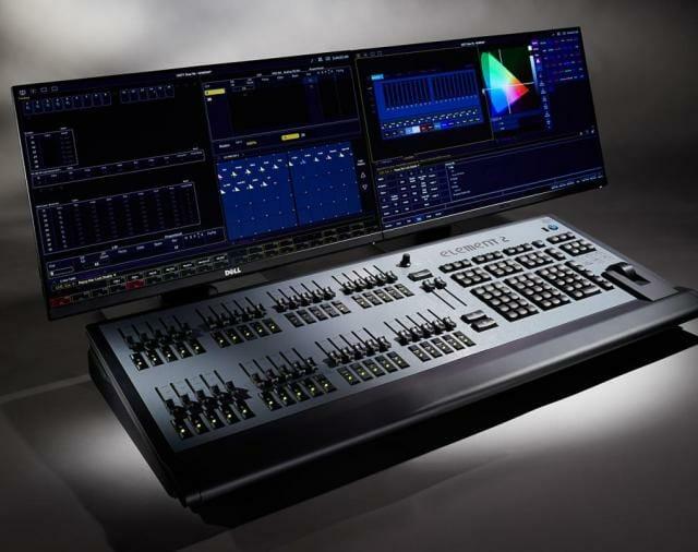 Семейство консолей Eos от компании ETC пополнилось новой консолью Element, и новым планшетным устройством ETCpad для дистанционного управления освещением сцены.
