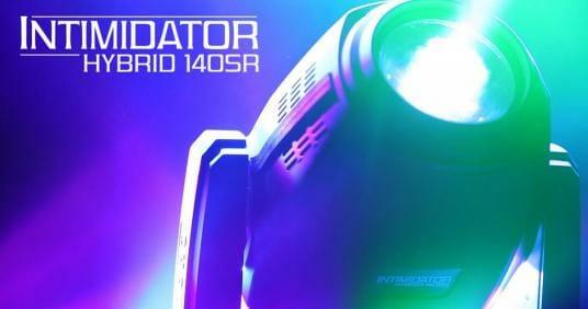 Представляем многофункциональный световой прибор 3в1