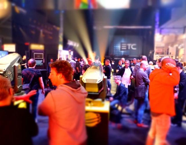 Новинки светового оборудования ETC, которые с успехом были представлены на международной выставке во Франкфурте ProLight & Sound 2018.