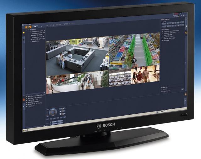 Обновленное программное обеспечение Bosch Video Client — установи бесплатно и одновременно управляй 20-ю IP видеокамерами, записью и поиском видео, а также настройками оборудования.