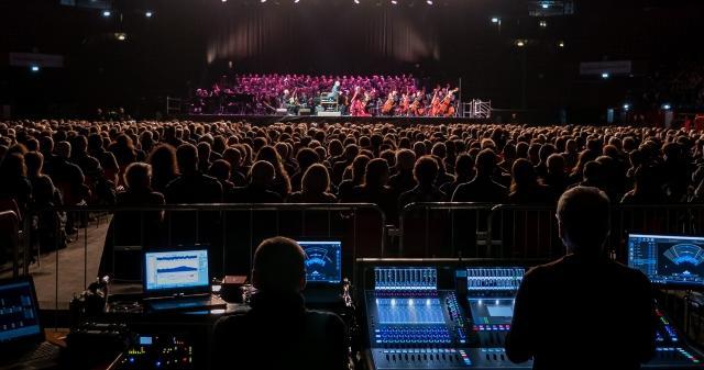 Эннио Морриконе покоряет аудиторию уже 60-лет! Теперь совместно с L-ISA от L-Acoustics