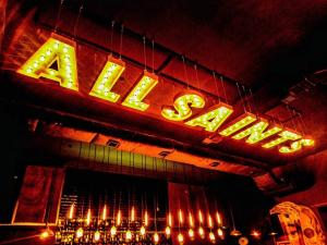 Бар «All Saints», г. Алматы