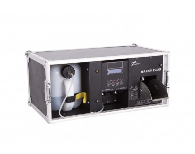 Компания Самат шоу техник представляет новый генератор тумана от компании Sagitter HAZER 1500.