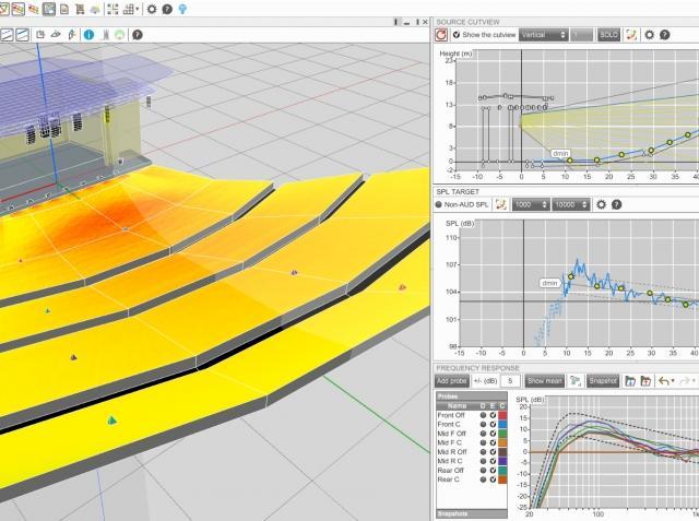 L-Acoustics предлагает новые мощные инструменты оптимизации для своих системных продуктов.