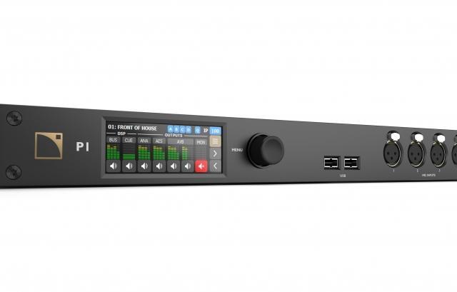 Многофункциональный процессор P1 c AVB и инновационная измерительная платформа от L-Acoustics доступны к заказу.