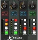 BEHRINGER X-TOUCH EXTENDER идеальный контроллер для домашнего и профессионального использования.