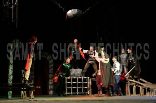 001 kostanay russian drama theatre
