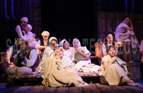 002 kostanay russian drama theatre